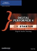 Digital Performer 4 CSI Starter CD-ROM