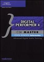 Digital Performer 4 CSI Master CD-ROM