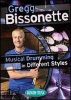 Gregg Bissonette - Musical Drumming in Different Styles DVD