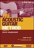 The Acoustic Guitar Method DVD
