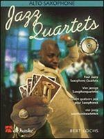 Jazz Quartets - Alto Saxophone