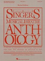 The Singer's Musical Theatre Anthology - Soprano