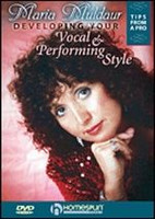 Developing Your Vocal & Performing Style DVD