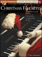 Christmas Favorites - Easy Piano CD Play-Along