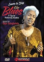 Learn to Sing the Blues - DVD