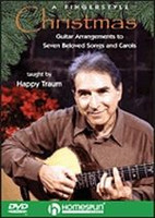 A Fingerstyle Christmas - DVD