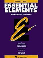 Essential Elements Book 1 - Bb Clarinet