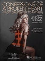Confessions of a Broken Heart - Sheet Music
