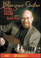 Bluegrass Guitar DVD