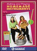 Making and Playing Homemade Instruments DVD