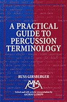 A Practical Guide to Percussion Terminology