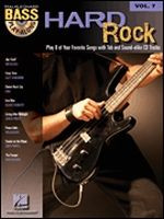 Hard Rock Bass Play-Along