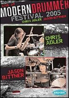 Chris Adler & Jason Bittner - Live at Modern Drum Festival 2005
