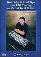 Hot Licks and Cool Tips for E9th Tuning On Pedal Steel Guitar DV