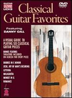 Classical Guitar Favorites DVD