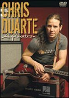 Chris Duarte - Axploration DVD