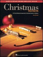 Christmas Standards - Jazz Guitar Chord Melody Solos