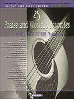 25 Praise & Worship Favorites, Volume 2 - Easy Guitar