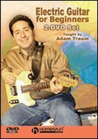 Electric Guitar for Beginners - DVD-Set