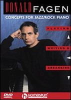 Donald Fagen - Concepts for Jazz/Rock Piano DVD