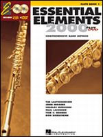 Essential Elements 2000 Flute - BOOK 1 with EEi
