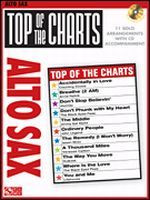 Top of the Charts - Alto Sax