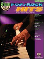 Pop/Rock Hits - Keyboard Play-Along Series