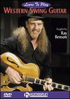 Learn To Play Western Swing Guitar - DVD