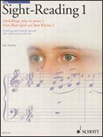 Piano Sight-Reading, Volume 1