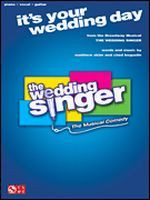 It's Your Wedding Day - Sheet Music