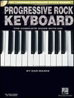 Progressive Rock Keyboard