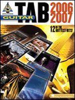 Guitar Tab 2006-2007