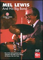 Mel Lewis and His Big Band DVD