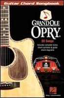 Grand Ole Opry - Guitar Chord Sonbook
