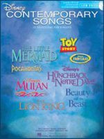 Disney's Contemporary Songs - Low Voice