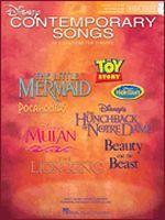 Contemporary Disney Songs - High Voice