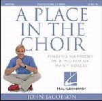 A Place In The Choir - Audio CD