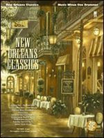 New Orleans Classics for Drums - Music Minus One