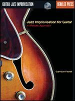 Jazz Improvisation for Guitar - A Melodic Approach