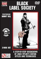Black Label Society - Guitar Legendary Licks DVD