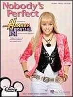 Nobody's Perfect - Sheet Music
