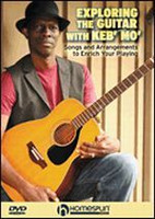 Exploring the Guitar with Keb' Mo' DVD