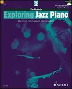 Exploring Jazz Piano - Volume 2