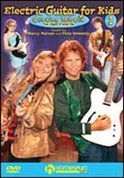 Electric Guitar For Kids - DVD One