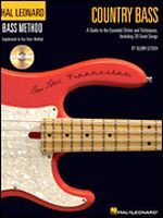 Hal Leonard Bass Method - Country Bass