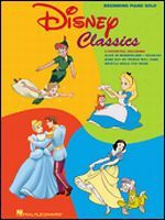 Disney Classics - Beginning Piano Solo Songbook
