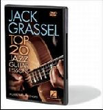 Jack Grassel - 20 Top Jazz Guitar Lessons