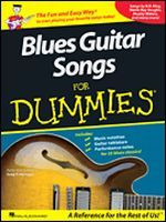 Blues Guitar Songs for Dummies