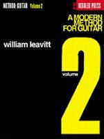 A Modern Method for Guitar, Volume 2 - Book Only