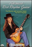 Advanced Rock Rhythm Guitar DVD
